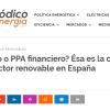 El Periódico de la Energía – ¿PPA físico o PPA financiero? Ésa es la cuestión para el sector renovable en España - Ingebau